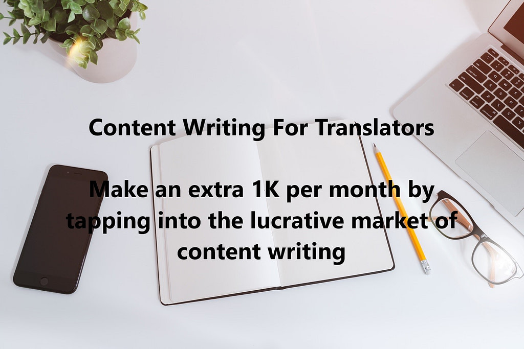 Content Writing For Translators Online Course